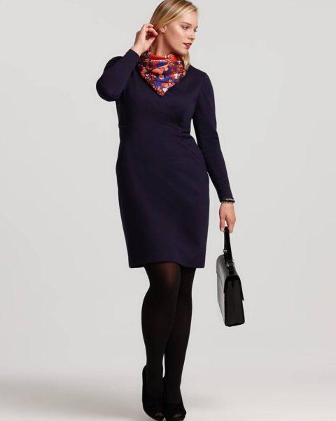 c845c1c381fe Módne sukne šaty na plný. Móda pre obéznych žien