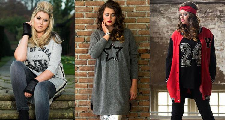 Predám kvalitné dámske oblečenie vo veľkých rozmeroch. Katalóg ... 4960c49dd76