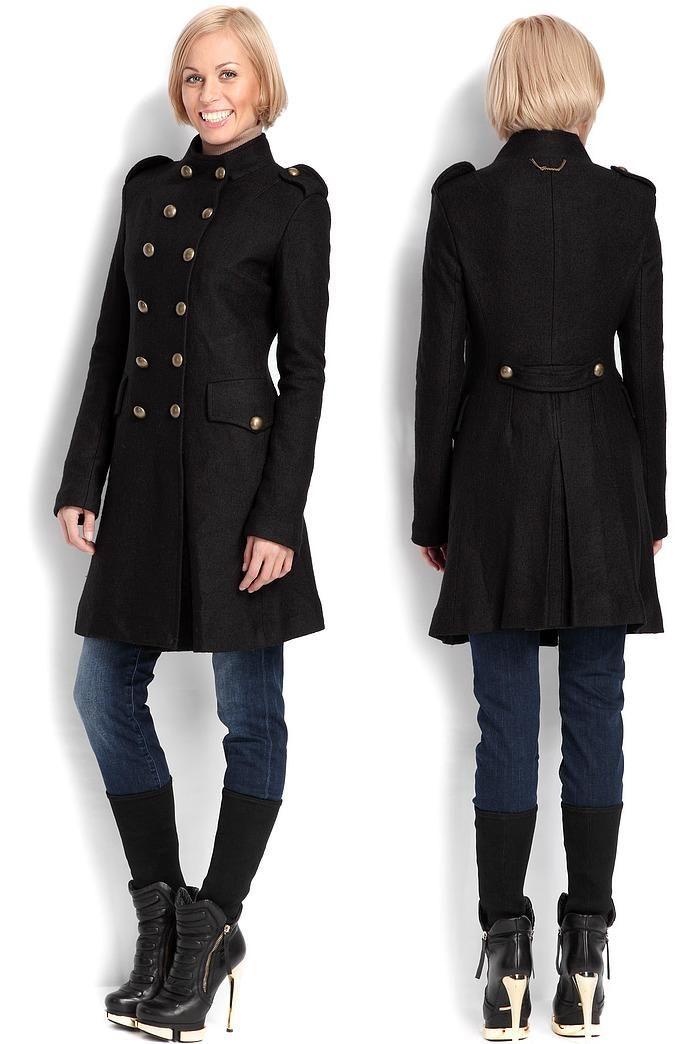 ff4fe50c4 Abrigos juveniles para niñas primavera. Tendencias de Trendy Coat Spring