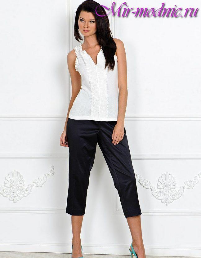 2ab7c1b1ba445 ماذا نرتدي بنطلونات قصيرة واسعة في الصيف. سروال قصير للنساء مع ما ...
