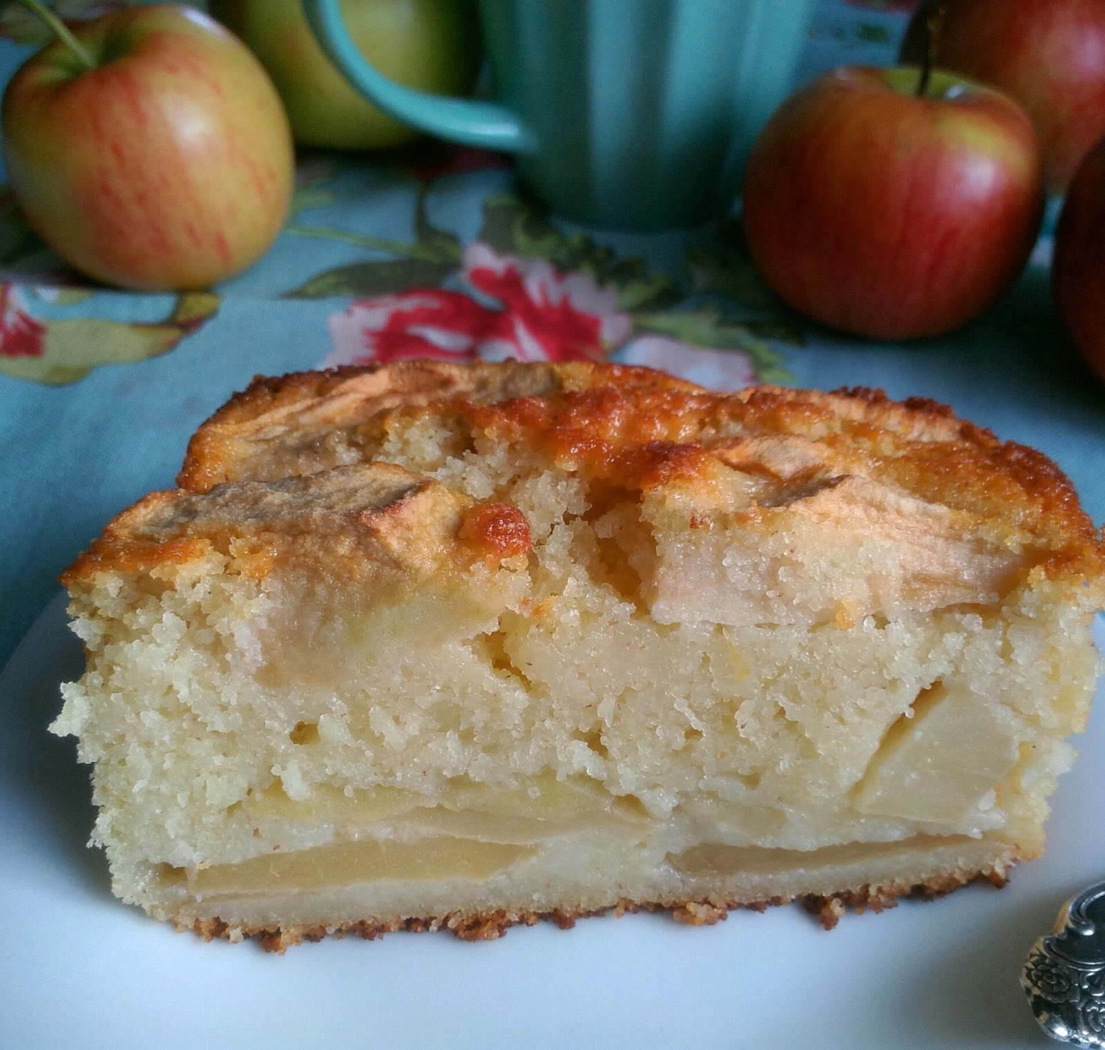 Pie with pumpkin and apples. How to cook a pie with pumpkin and apples in a multivark