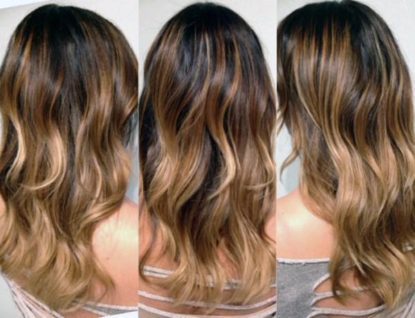 f1a53fff6527 Výhodou účesu po zafarbení touto technikou je to ak chcete uviesť vlasy do  poriadku