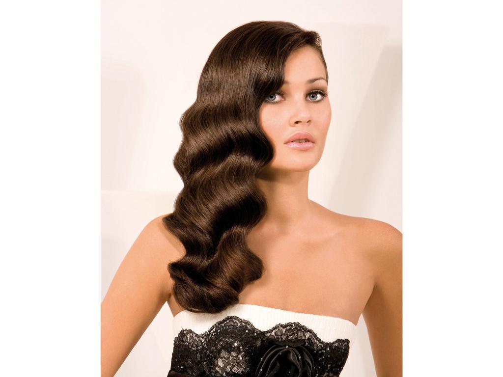 Мягкие локоны на средние волосы: фото воздушных кудряшек и полезные советы от парикмахеров