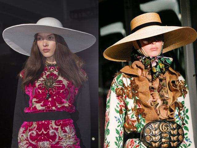 10d816c9c2d Плетената шапка е моден аксесоар за всички времена
