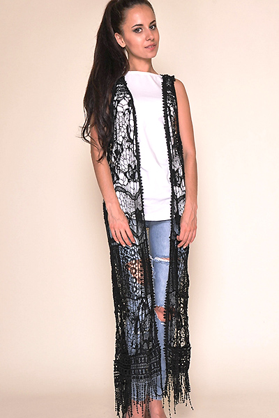 14c8f14cfb79 Cardigans rok módne trendy pletenie vzory. Letné dámske vesty