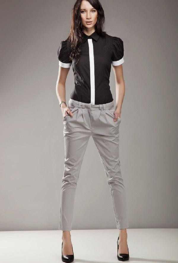 0a842eecfc29 С чем носить серый верх. С чем носить серые брюки