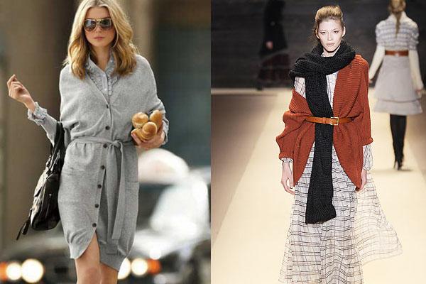 0121363e5668 Dnes módni návrhári ponúkajú niekoľko zaujímavých variácií takéhoto  oblečenia. Môžu byť krátke alebo dlhé