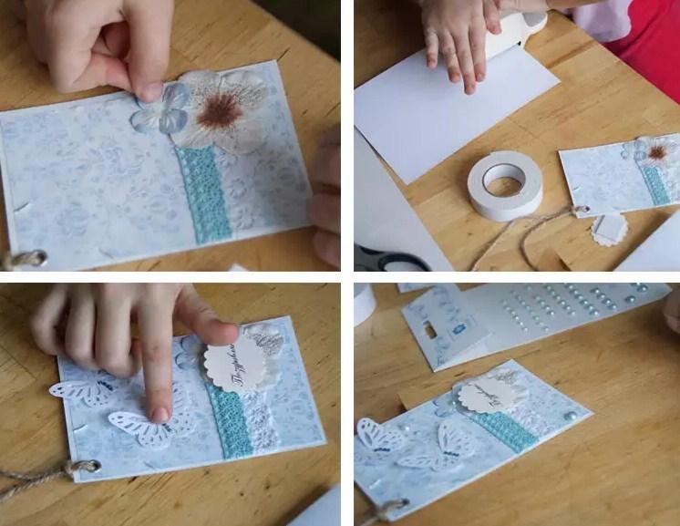 Про, что нарисовать внутри открытки на день рождения бабушке