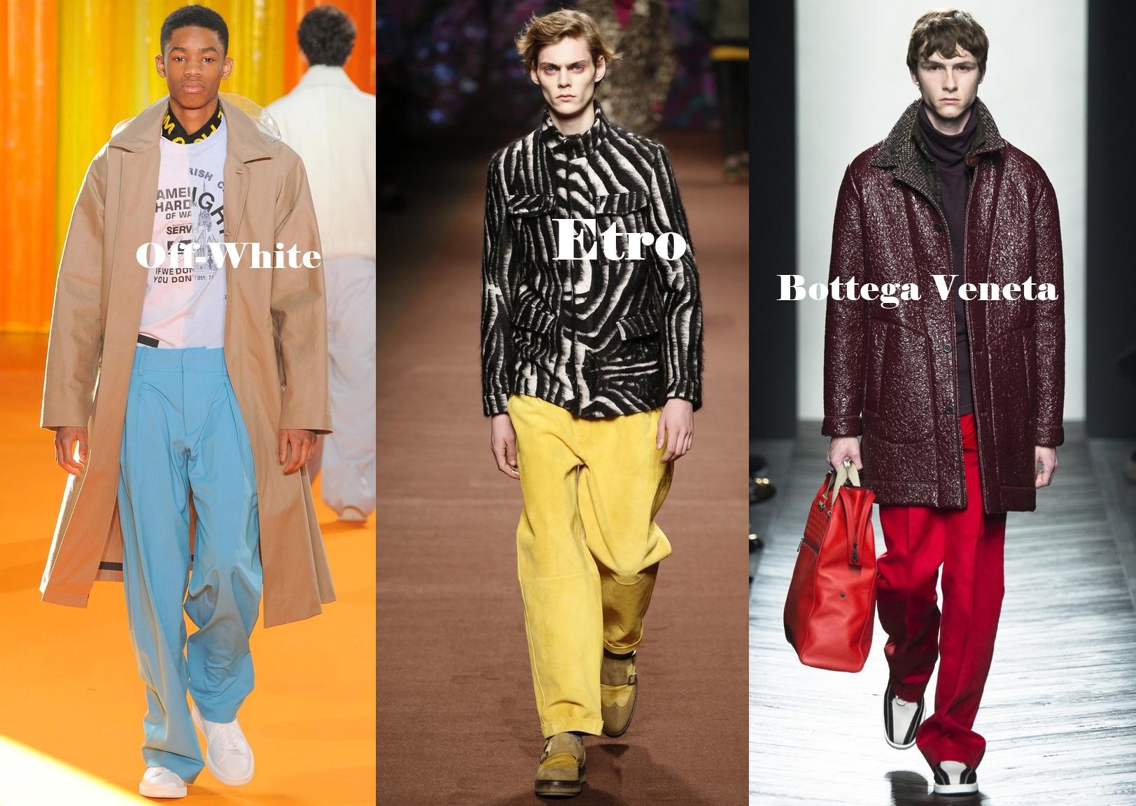 3e4f967006f2d ... في خزانة الملابس الداخلية في فصل الشتاء. وستتضمن السراويل الزرقاء  والصفراء والوردي والأخضر والأحمر وحتى الأرجواني بشكل مثالي معاطف المطر  المتضخم المحايد ...