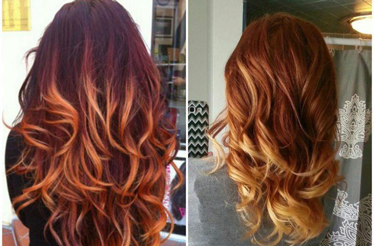 0ca107e39945 Podrobné inštrukcie farbenie balayazh. Balayazh na krátke vlasy ...