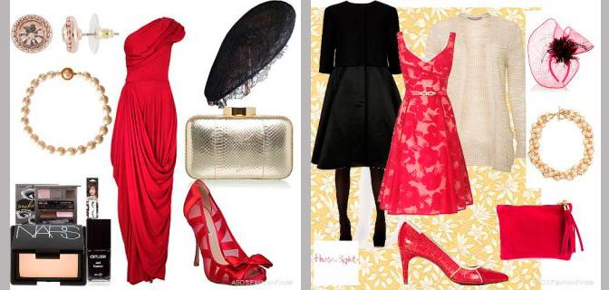 ef3a13c4a3 Červené topánky - čo nosiť