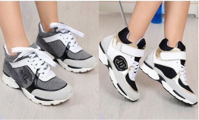 df567d40a أحذية رياضية عصرية في عام 2017 هي أحذية يمكن للجميع ارتداؤها. نماذج للجنسين  هي مناسبة للفتيات والرجال. المعيار الرئيسي هو الحجم المناسب.