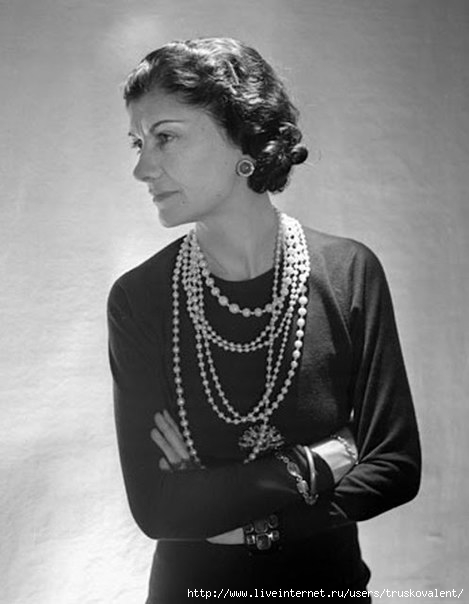 40508adcf2ee Coco Chanel - úspešný príbeh a životopis. Coco Chanel  životopis ...