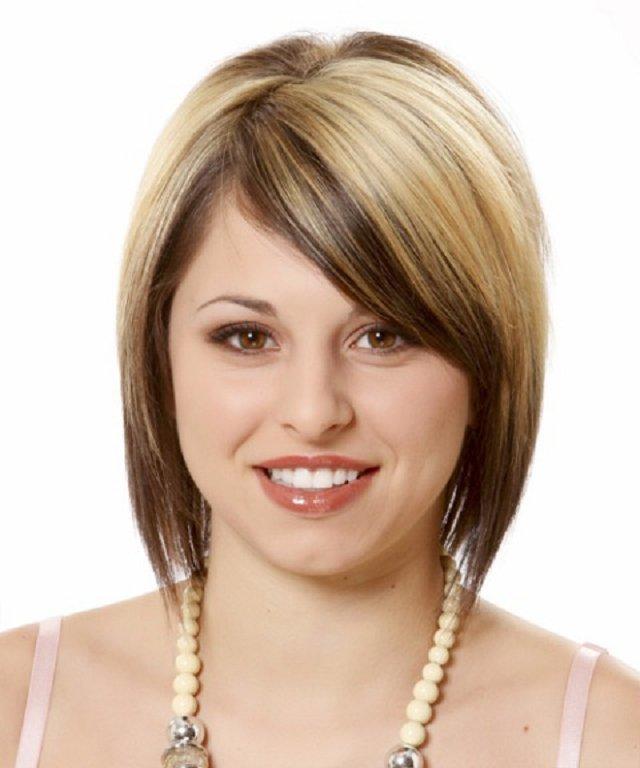 Cuidado Con Una Cara Regordeta Que Peinado Es Adecuado Para Una
