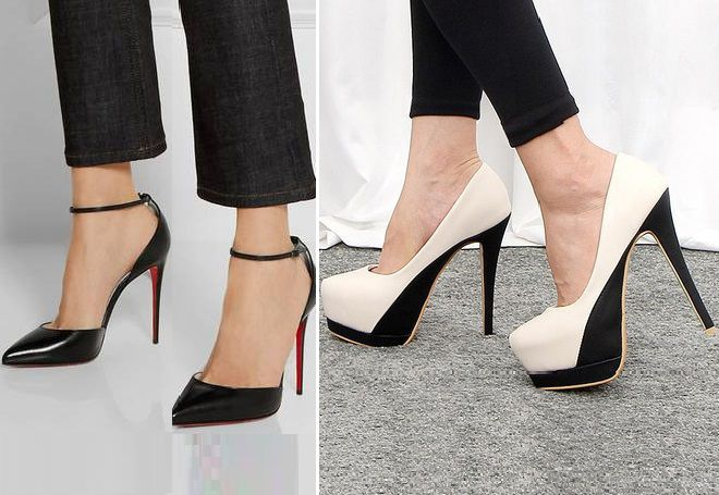 386b3073c8 Topánky s vysokým podpätkom  ženskosť a šarm. Červené topánky s ...