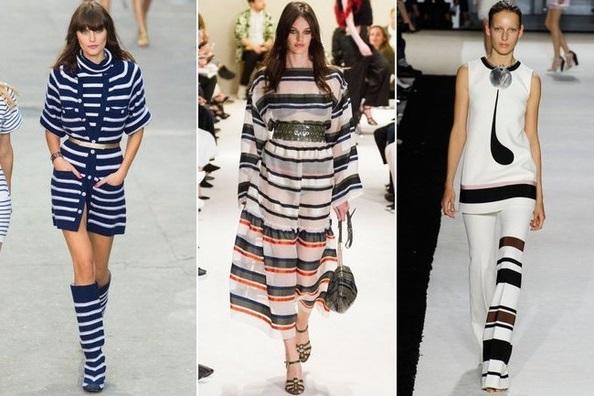f2d221f26d30 I progettisti quest anno ci hanno fornito una vasta selezione di abiti in  piselli. Inoltre