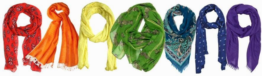 6a5b136a5 Ženy potrebujú mať na pamäti jednu vec, ktorá vhodne vybraná šatku alebo  šál môže premeniť nudný outfit zdôrazniť farbu očí alebo vlasov, skryť  drobné ...