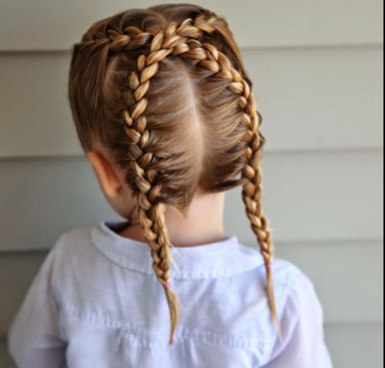 d20871d056c0 Mama pri výbere by mala brať do úvahy dĺžku vlasov mladé krásy. O tom