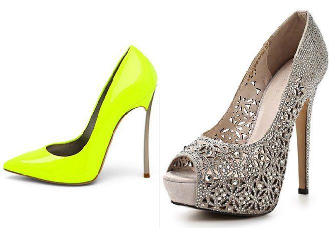 d1646075d7 Topánky s vysokým podpätkom  ženskosť a šarm. Červené topánky s ...